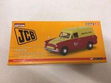 JCB Diecast Vans
