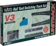 Spur N - Kato Unitrack Schienenset V3 -- 208621 NEU
