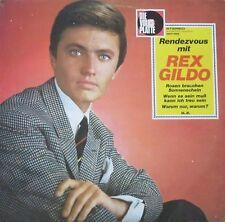 Rex Gildo - Rendezvous mit Rex Gildo (Die Volksplatte Vinyl-LP Germany 1966)