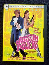 New listing Austin Powers: International Man of Mystery Dvd