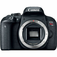 Summer Splash Sale Canon EOS Rebel T7i / EOS 800D 24.2MP Digital SLR Camera Body