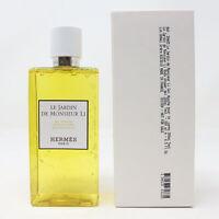 Hermes Le Jardin De Monsieur Li Body Shower Gel  6.5oz/200ml New In White Box