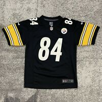 Nike NFL Pittsburgh Steelers Antonio Brown Football Jersey Youth Large