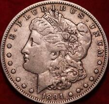 1894-O New Orleans Mint Silver Morgan Dollar