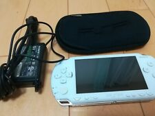 Sony PSP 1000, Launch Edition Ceramic White Handheld System,USED