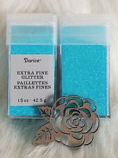 Darice Extra Fine Glitter - 1.5 oz - Various Colors Compare with Recollections!
