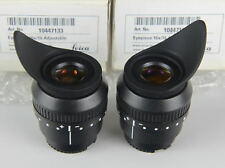 Leica Microscope 16x/16 Eyepieces 10447133 for All S4E S6 S6E S6D S8APO Models