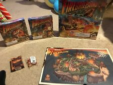 Fireball Island - ALL EXPANSIONS - Wreck of the Crimson Cutlass, Tiger, and More