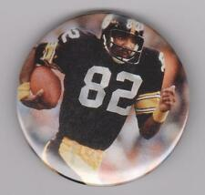 "John Stallworth Pittsburgh Steelers Football 2 1/4"" Button"