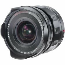 Voigtländer Super Wide Heliar 15 mm III 4,5 asphärisch Objektiv für Sony E-Mount
