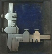 "Dathan Tools 20-2DP Gear Tooth Vernier Caliper (2"" x 1.5"")"