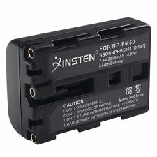 4HR Battery Pack for Sony Camcorder NP-FM50 NP-FM30