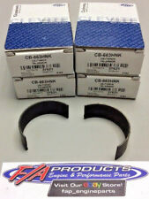 Chevy Small Block 350 And LS Engine Coated Rod Bearings Clevite CB-663HXNK Set 8
