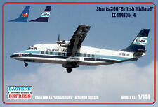 Eastern Express 1/144 Aircraft Short 360 British Midland Ee144105_4