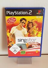 Singstar Turc Party - Sony PlayStation2 PS2 Emballage D'Origine + Manuel A5608