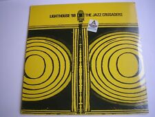 THE JAZZ CRUSADERS Lighthouse '68 US LP 1982 mint sealed