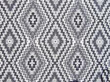 Dekostoff - Gobelin, Taschenstoff,Vilosa, Motiv Rauten, Baumwollmischung, 140cm