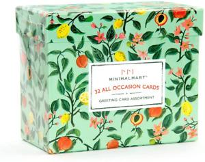 All Occasion Premium Greeting Cards Assortment Box Organizer