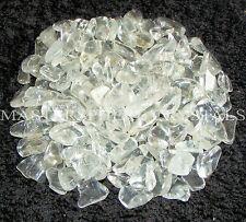 400 x Clear Quartz Mini Tumblestones 6mm-9mm AA Grade Crystal Gemstone Wholesale