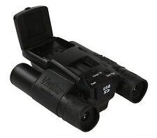 NEW Vivitar VIV-CV-1225V Digital Binocular Camera Black $58