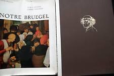 ART-NOTRE BRUEGEL,CLAESSENS ROUSSEAU,FONDS MERCATOR,ill