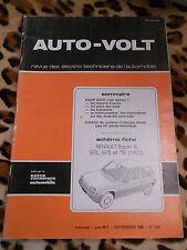 AUTO-VOLT n° 598, 1985 - Renault Super 5