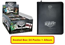 2018 RUGBY LEAGUE NRL ELITE Trading Cards Sealed Box 24 Packs + ALBUM IN STOCK