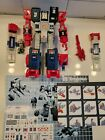ToyWorld TW-H04G Grant Grand Maximus 3rd Party Transformer TFCON 2014 Exclusive