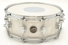 dw Performance 14x5,5 Snare White Marine Pearl