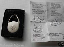Alfa Romeo Vintage Keyring Key Fob Club Quadrifoglio LED Light