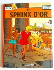 ALIX - LE SPHINX D'OR - JACQUES MARTIN - CASTERMAN- 1987