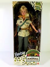 NIB BARBIE DOLL 1998 DISNEY'S ANIMAL KINGDOM
