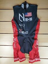 Desoto Tri Suit - Size Small - With Thick Seat Pad