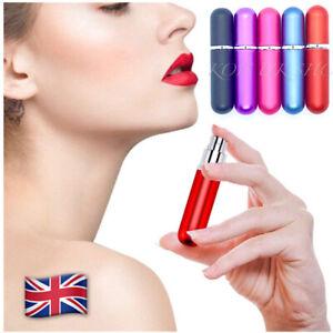 Perfume Atomiser Bottles 5ml RefillableTravel Convenient Mini Portable Spray