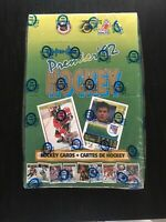 1991-92 1992 O-Pee-Chee Premier Hockey Cards Set Packs Sealed
