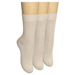 Women's Bamboo Socks (3 Pairs)