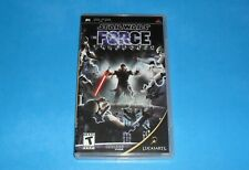 PSP Star Wars The Force Unleashed (Sony 2008) Playstation UMD Video Game