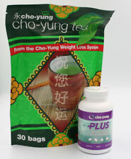 Cho Yung Weight Loss Tea - Flat Tummy Teatox Cleanse FREE Cho-Yung Accelerator!!