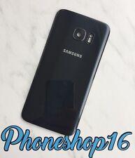 Original Samsung Galaxy S7 SM-G930F Akkudeckel Deckel Backcover Cover Schwarz B