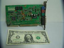 ISA 16 Bit Sound Blaster Sound Card CT4170 - Vintage