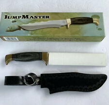 Chip Away Cutlery 12' Jump Master with Sheath New