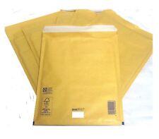 50 x Arofol Gold 150 x 215mm Size 3 C Bubble Padded Envelopes Mailing Bag