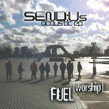 FUEL WORSHIP BAND - SEND:US [EP] USED - VERY GOOD CD