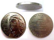 DDR Stasi Medaille Klug Standhaft Treu Schutz ,  East german secret police medal