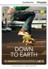 Down To Earth Intermediate Book With Online Access (cambridge Discovery Inter...