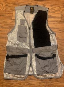 Browning shootimg Vest Size XL Grey
