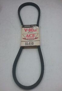 ACE HARDWARE GENERAL UTILITY V-BELT FHP 5L410
