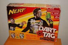 NERF Dart Tag StrikeFire Complete 2-Player Set - Blasters, Vests & Eye-wear