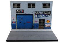 Diorama Garage Argentine - 1/43ème - #43-2-B-B-050