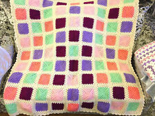 Handmade Acrylic Decorative Quilts & Bedspreads